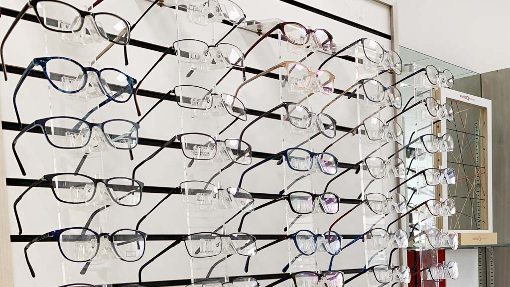 Lincoln Prescription Eye Glasses