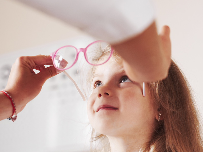 Finding The Perfect Fit For Your Childs Eyeglasses