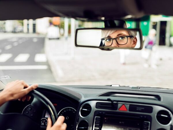 Trouble Driving With An Outdated Eyeglass Prescription